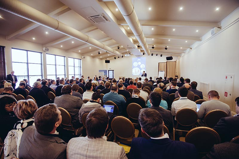 Конференция «Новые технологии и виды оборудования. Изменения в дорожно-строительной отрасли. Адаптация в условиях кризиса»