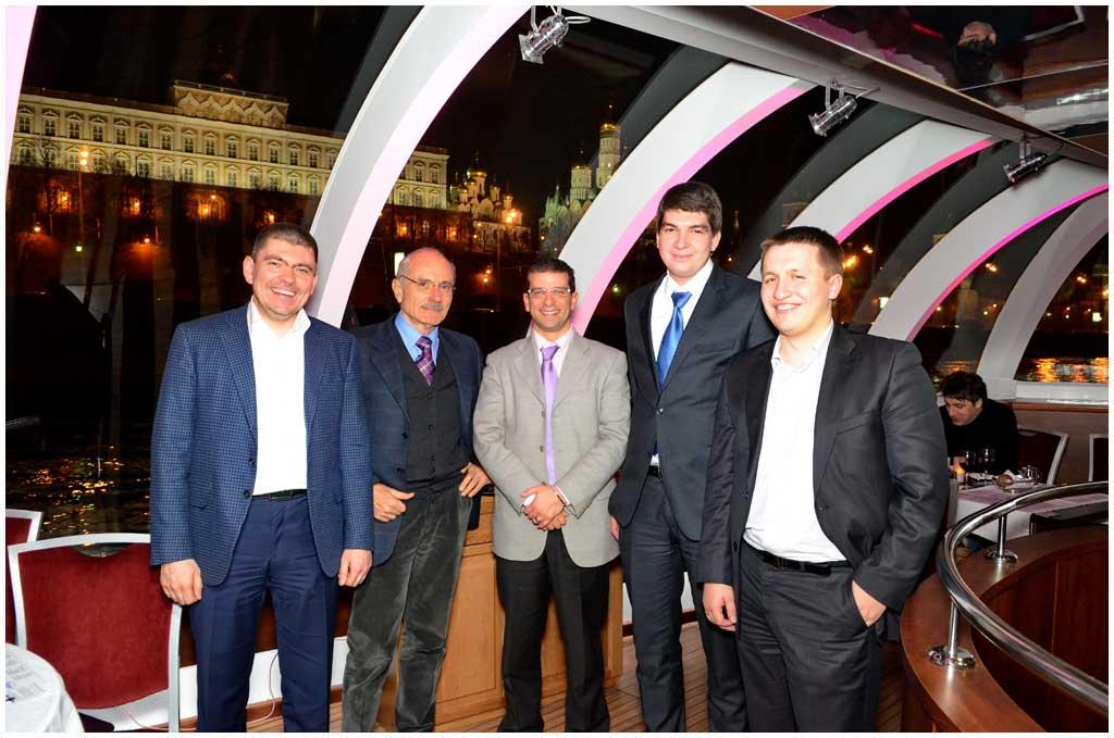 Три года подряд (2011, 2012 и 2013) «Коррус-Тех» является лучшим мировым дилером оборудования MASSENZA.