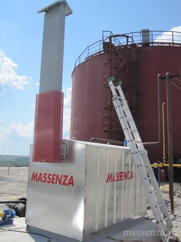Маслонагревательная станция MASSENZA