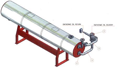 Термальное масло в теплообменнике Паяный пластинчатый теплообменник SWEP E5P Хасавюрт